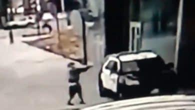 Photo of Sujeto embosca a patrulleros en Los Ángeles