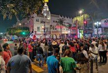 Photo of Abarrotan la Revolución, sin cubrebocas, ni sana distancia