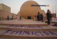 Photo of Cecut da posicionamiento protesta  en sus instalaciones