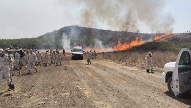 Photo of Evacúan 20 niños de casa hogar cercana a los incendios en Rosarito