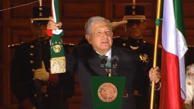 Photo of VIDEO: AMLO da 'El Grito' en Zócalo vacío; destaca amor al prójimo