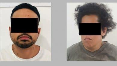 Photo of Detienen a pareja en Tijuana con orden de aprehensión en EU