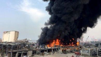 Photo of Otro incendio en Beirut desata el pánico