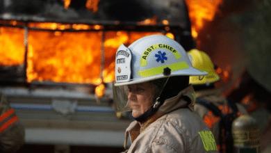 Photo of Jefa de Bomberos pierde su vivienda mientras luchaba contra incendio