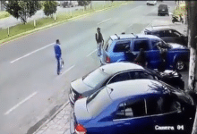 Photo of Muestran otro video de accidente que prensó a músico en tráiler