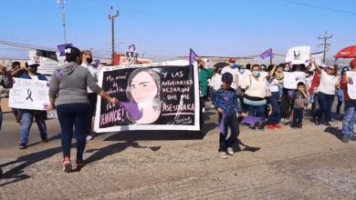 Photo of Exigen justicia por feminicidio de enfermera en San Quintín