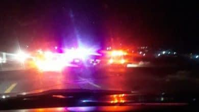 Photo of Fuerte choque entre camioneta y auto deja 5 lesionados