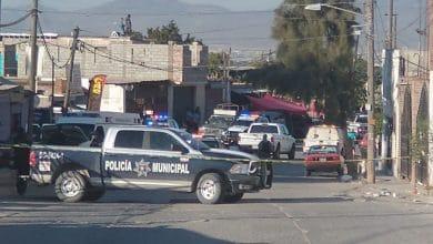 Photo of Atacan a balazos a policía municipal