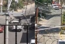 Photo of VIDEO: Balacera entre policías y presuntos extorsionadores
