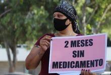 Photo of Pacientes con cáncer se manifiestan por falta de medicamento en el HGT