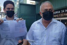 Photo of Exgobernador Osuna Millán denuncia a Jaime Bonilla