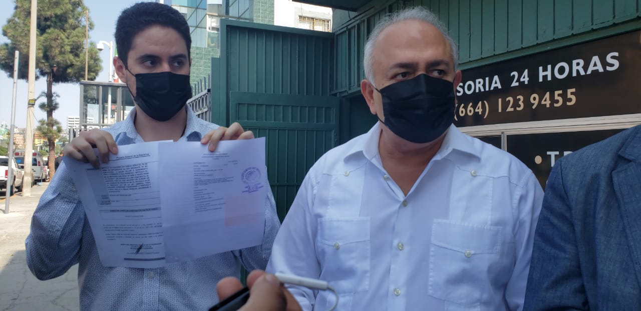 Exgobernador Osuna Millán denuncia a Jaime Bonilla | Baja California