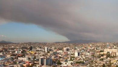 Photo of Alerta por contaminación y ceniza en Tijuana tras incendio en SD