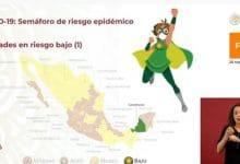 Photo of México ya tiene un estado en verde en Semáforo epidemiológico