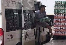 Photo of FOTOS: Captan vehículo oficial del DIF con supuesta carga de cerveza