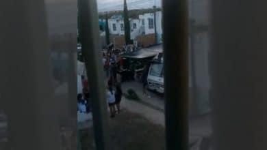 Photo of VIDEO: Cierran la calle para realizar kermés
