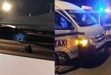 Photo of Taxista herido tras fuego cruzado entre cárteles en Tijuana