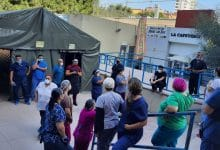 Photo of Trabajadores de la salud realizan paro en Hospital General de Tijuana