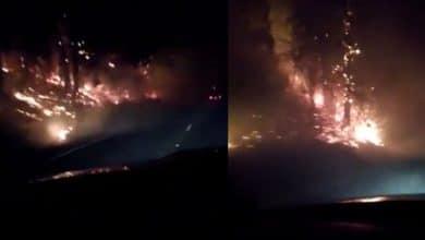 Photo of Lo evacúan por zona de riego y atraviesa 'camino de fuego'