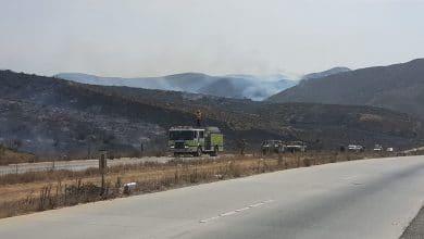 Photo of Incendio en Zona Este sería provocado en basurero clandestino