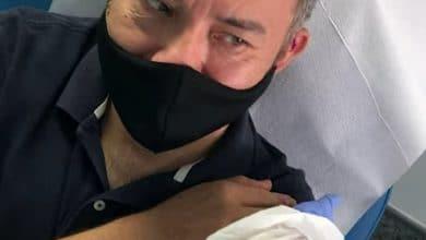 Photo of Ernesto Herrera es el primer mexicano vacunado contra Covid-19
