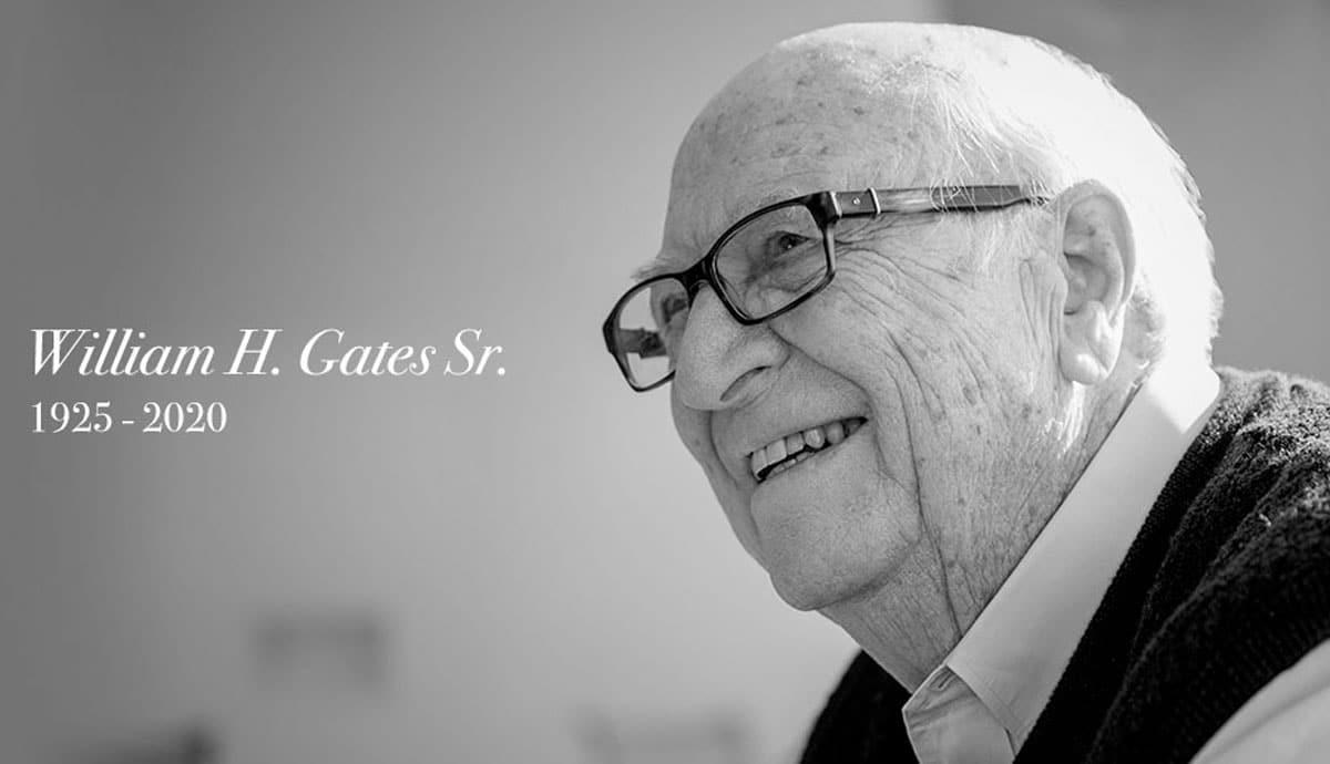 Fallece-el-papá-de-Bill-Gates