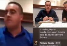 Photo of VIDEO: Pastor agrede a su esposa en vivo y sigue predicando