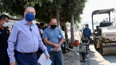 Photo of 20 mil beneficiados con obras  en Sánchez Taboada y La Mesa