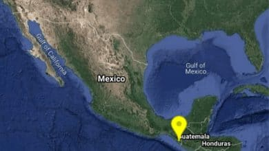 Photo of Fuerte sismo remece a Chiapas