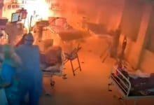 Photo of VIDEO: Explota ventilador para pacientes Covid-19
