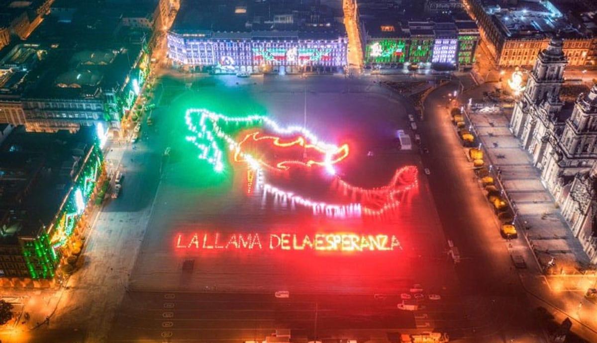 Encienden-La-Llama-de-la-Esperanza-para-celebrar-Independencia