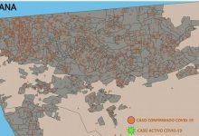 Photo of Estas son las colonias con más casos activos en Tijuana
