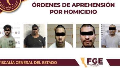 Photo of Caen presuntos homicidas, entre ellos un sicario del Cártel de Sinaloa