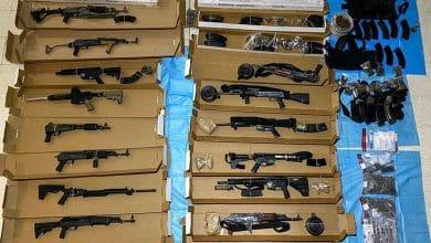 Decomisan-armas-de-grueso-calibre-y-vehículos-blindados