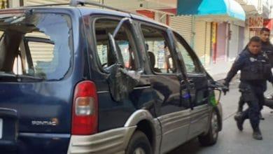 Photo of Comando armado ataca joyería y desata balacera en plaza
