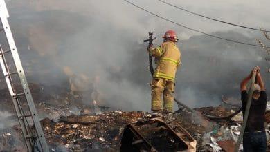 Photo of Incendio consume fábrica de churros y casa