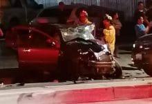 Photo of VIDEO: 'Choquezazo' deja un prensado y heridos