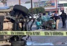 Photo of Fallece persona de la tercera edad tras fuerte choque