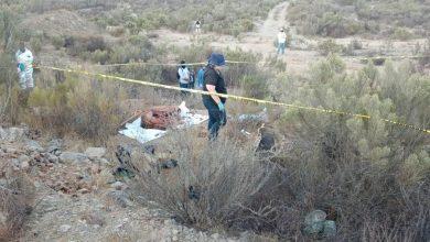 Photo of Localizan restos humanos de siete personas en Baja California
