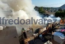 Photo of Incendio consume vivienda y predio abandonado