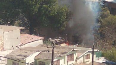 Photo of Fuerte incendio consume cuatro casas
