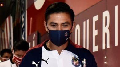 Photo of Chivas separa a Dieter Villalpando