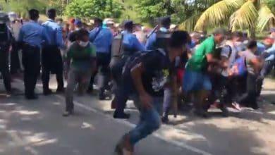 Photo of Disuelven el mayor grupo de caravana en Guatemala