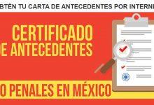 Photo of Detectan página que vende actas de antecedentes no penales falsas