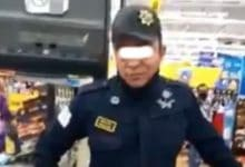 Photo of VIDEO: Descubren a policía robando en Walmart