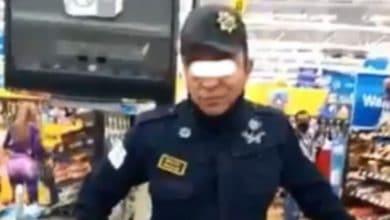 Photo of VIDEO: Descubren a policía robando en Walmart