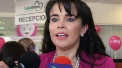 Photo of Brenda Ruacho también acudió a la FGE