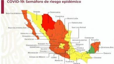 Photo of Chihuahua regresa a rojo; tres estados están en riesgo de alcanzarlo