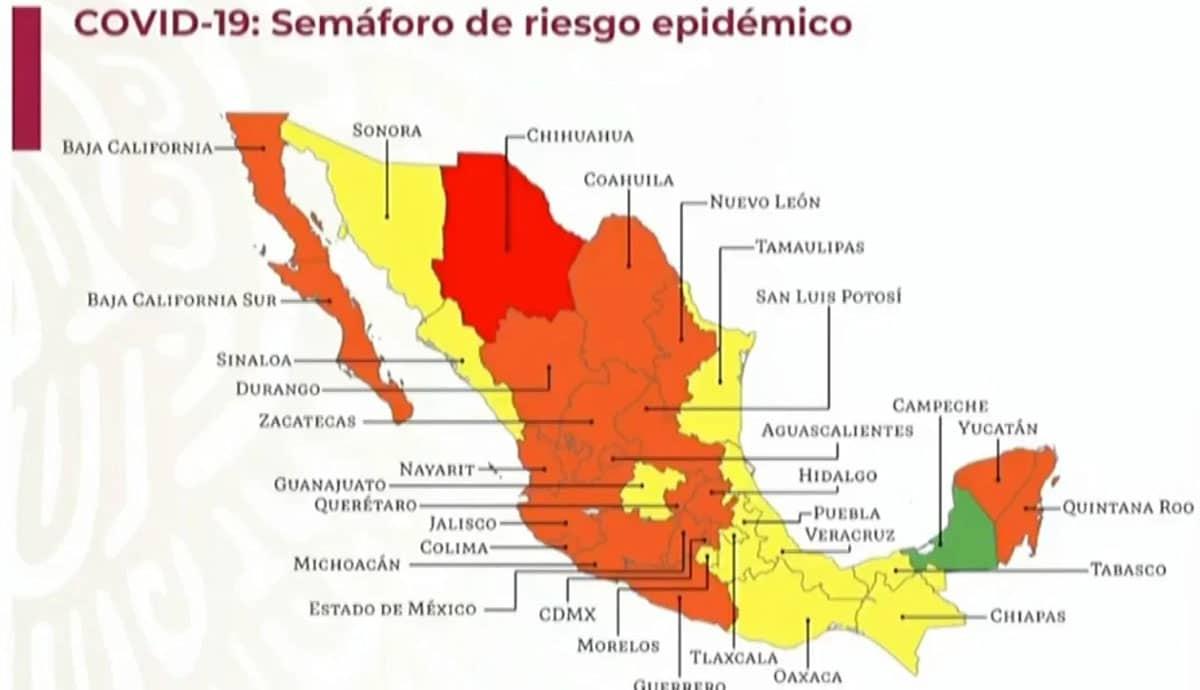 Chihuahua-regresa-a rojo-tres-estados-están-en-riesgo-de-alcanzarlo