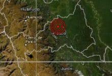 Photo of Fuerte sismo sacudió a Perú